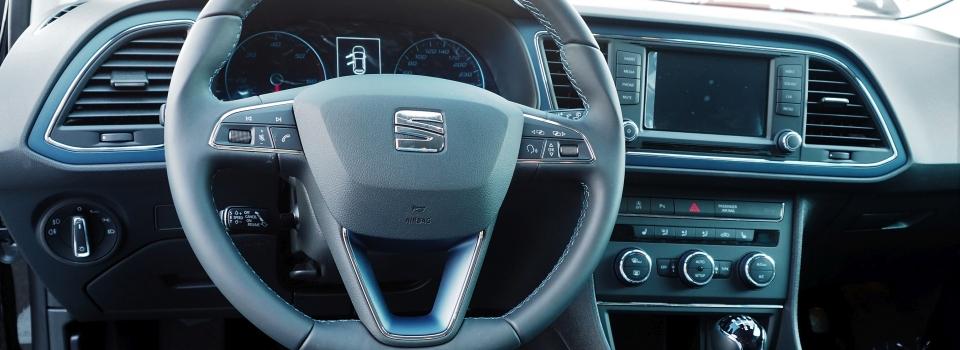 Cockpit - Seat Leon